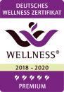 Wellness zertifikat premium 2018-2020 rgb