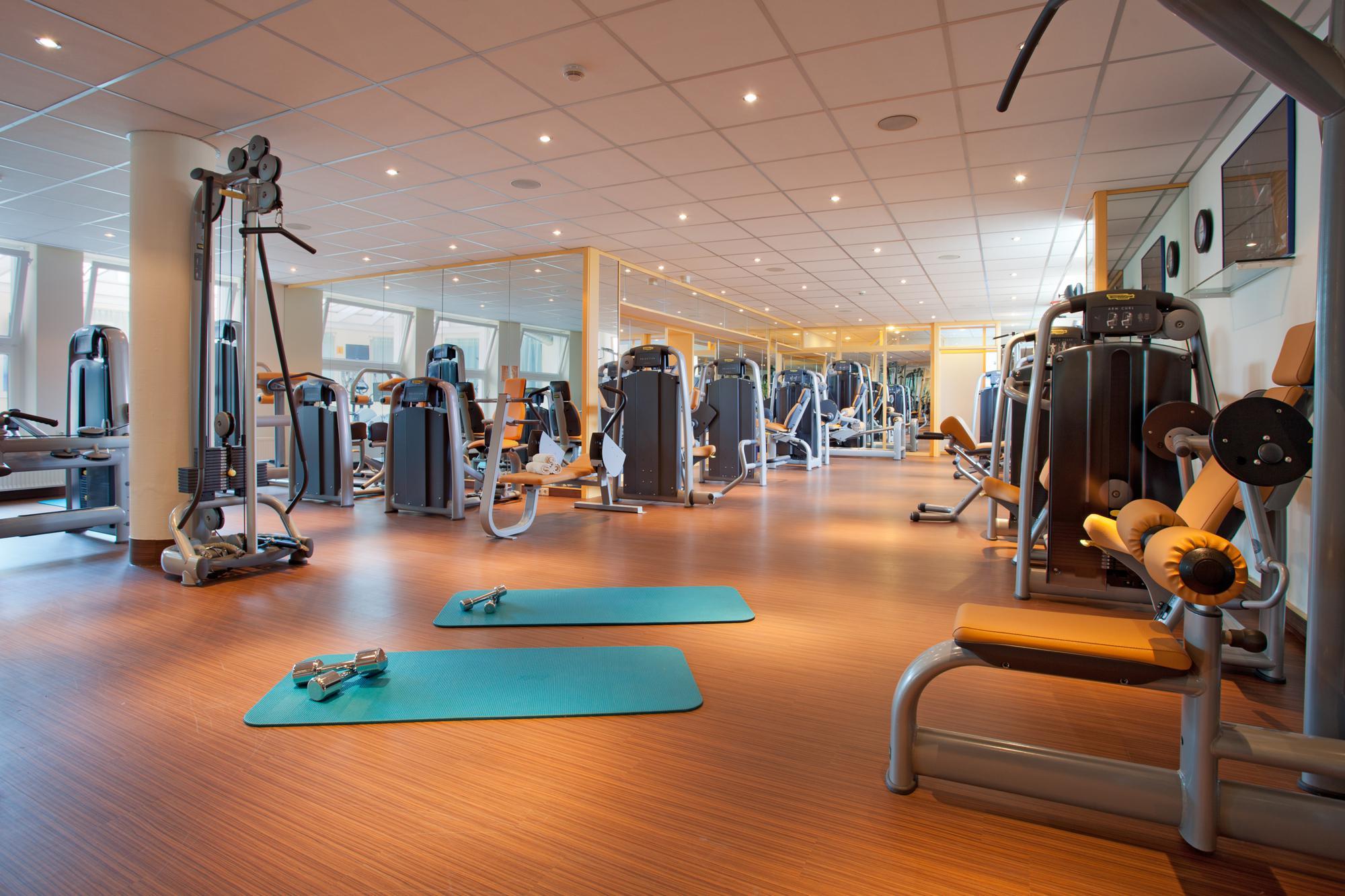 Fitness-Studio | Norderney - Hotel Georgshöhe